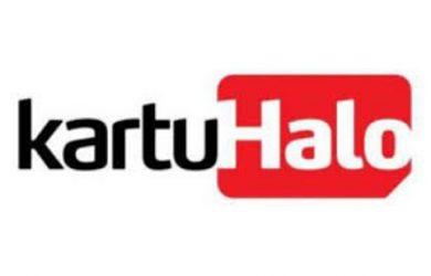 kartu halo logo indonesia
