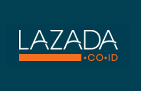 lazada indonesia logo - Customer service contacts